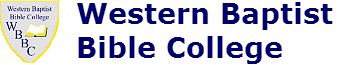 Western Baptist Bible College
